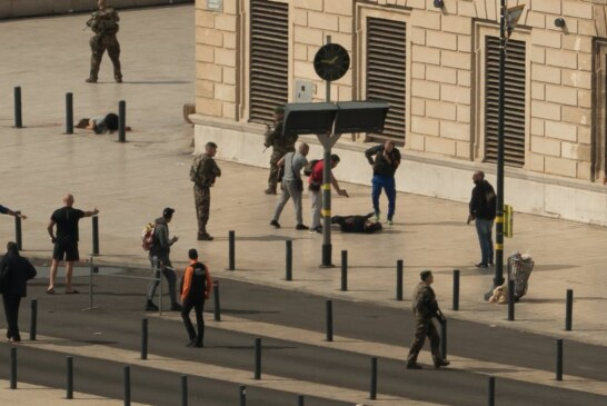 Marseille Assailant Was Briefly Detained Days Before Attack