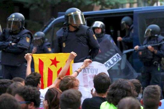 SPAIN POLITICS: Sunday Catalonia Independence Referendum: Madrid Says Not Going to Happen, Orders Shutdown of All Polling Stations, Deploys Thousands of Police to the Region