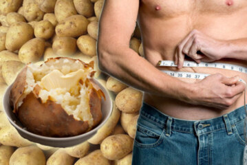 Weight loss: Potato in your diet WON'T make you gain weight thanks to satiety index score | Diets | Life & Style