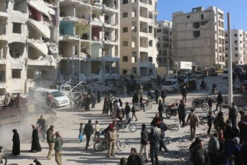 '2 Bitter Options' for Syrians Trapped Between Assad and Extremists