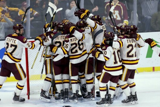 From Thin Ice to Frozen Four: The Unlikely Saga of Minnesota Duluth