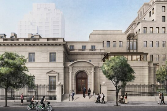 Frick Collection, With Fourth Expansion Plan, Crosses Its Fingers Again