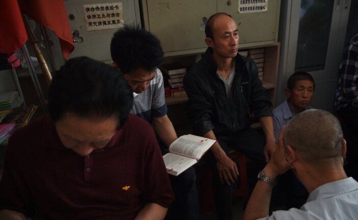 China Bans Online Bible Sales as It Tightens Religious Controls