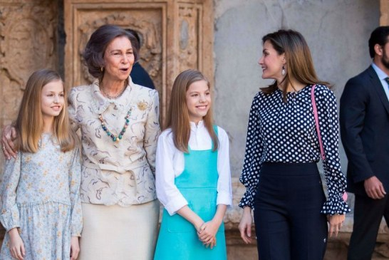 Queen Letizia and Queen Sofía Face Off, and Spain Is Aghast