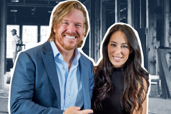 How 'Fixer Upper' Popularized A New Kind Of Wallpaper TV