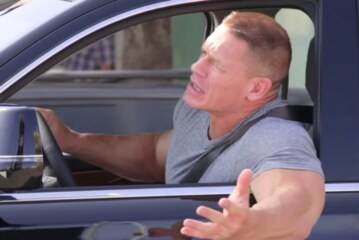 John Cena Has The Answer To One Of Your Biggest Driving Pet Peeves