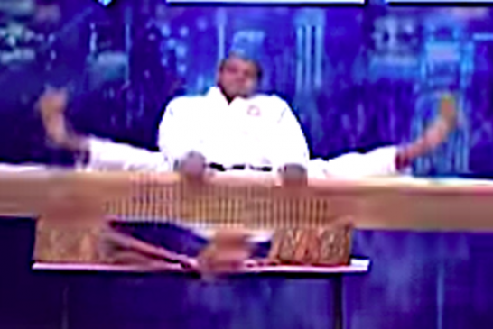 KO'd Martial Artist Is Epitome Of Show-Must-Go-On In 'Got Talent'