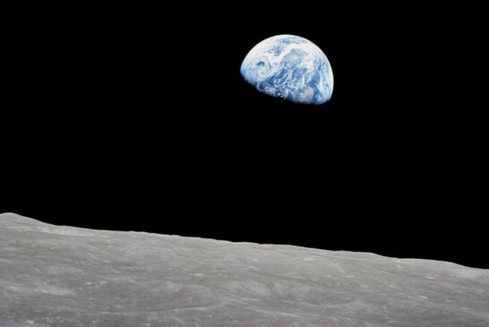Apollo 8's Earthrise: The Shot Seen Round the World