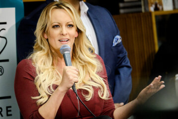 Stormy Daniels's Hush Money Suit Dismissed by Judge