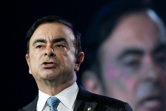 Carlos Ghosn Is Denied Bail as Jail Stint Looks to Continue