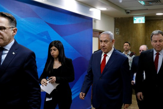 The Cases Against Netanyahu and a Decision to Indict