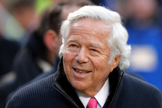 Robert Kraft Pleads Not Guilty to Prostitution Charges