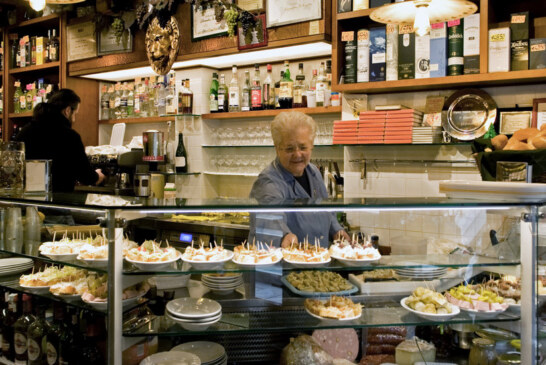 When in Venice, Eat Like a Venetian