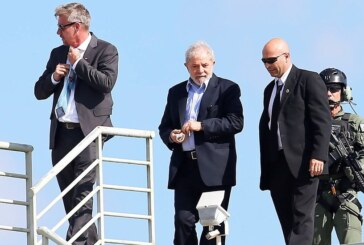 'Lula,' Ex-President of Brazil, Temporarily Leaves Prison for Grandson's Funeral