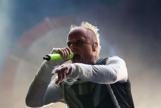 Keith Flint, 49, Mohawked Frontman of the Prodigy, Dies