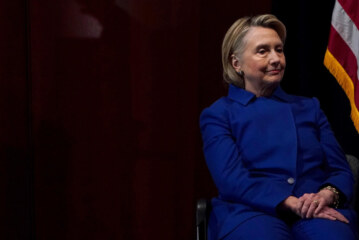 Hillary Clinton States It Definitively: 'I'm Not Running' in 2020