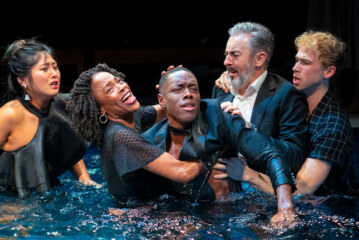 Review: This 'Daddy' Has Issues. A Pool and Alan Cumming, Too.