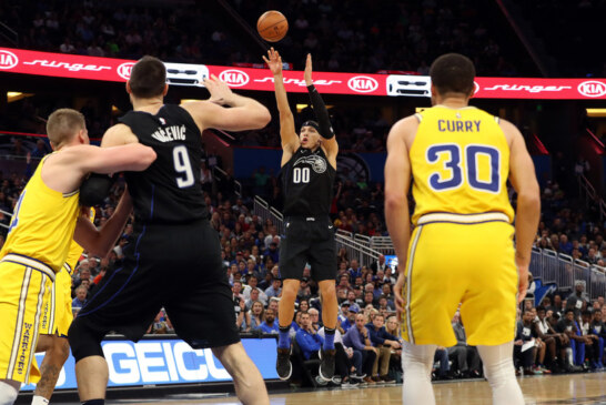 Aaron Gordon is Ready for Stardom. The Magic Remain a Question Mark.