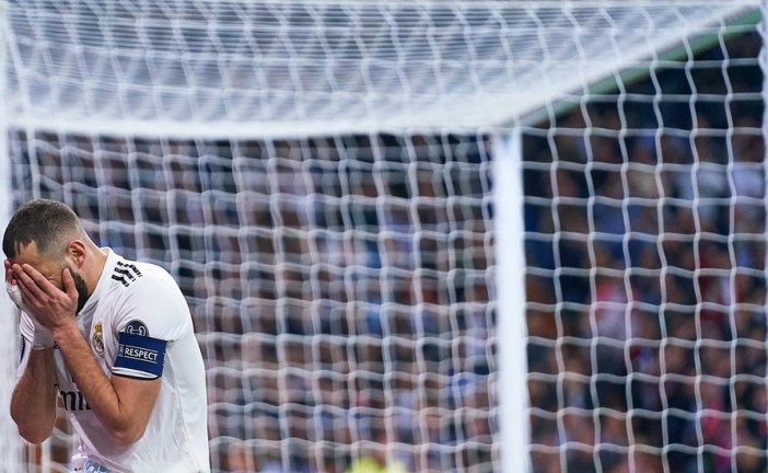 At Real Madrid, a Dynasty's Fragility Is Laid Bare in 90 Humbling Minutes