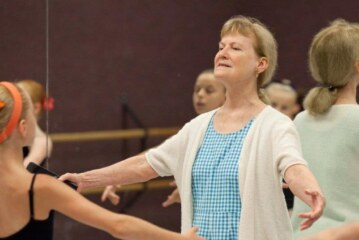 Marcia Dale Weary, Heartland Ballet Teacher, Is Dead at 82