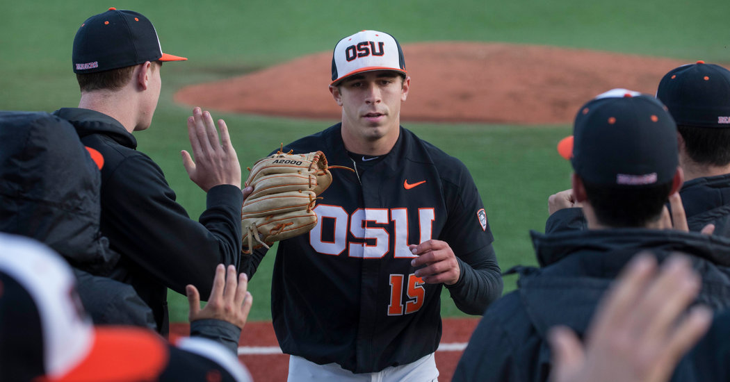 Luke Heimlich Signs With Mexican Team, but Could Be Blocked