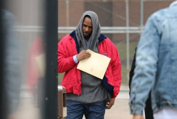 R. Kelly Released From Jail for the Second Time in Two Weeks