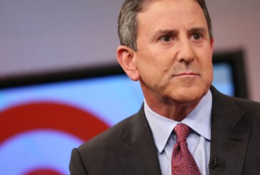 Target CEO Brian Cornell sounds less exuberant about US consumer now