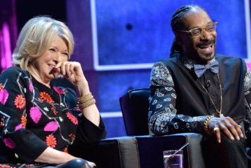 Martha Stewart had help on her deal with weed grower Canopy: Snoop Dogg
