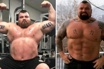 Eddie Hall weight loss diet plan: Deadlift champion lost six stone after cutting carbs
