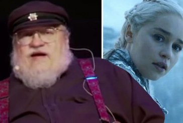 Winds of Winter: HUGE sign George RR Martin's new Game of Thrones book is finally coming | Books | Entertainment
