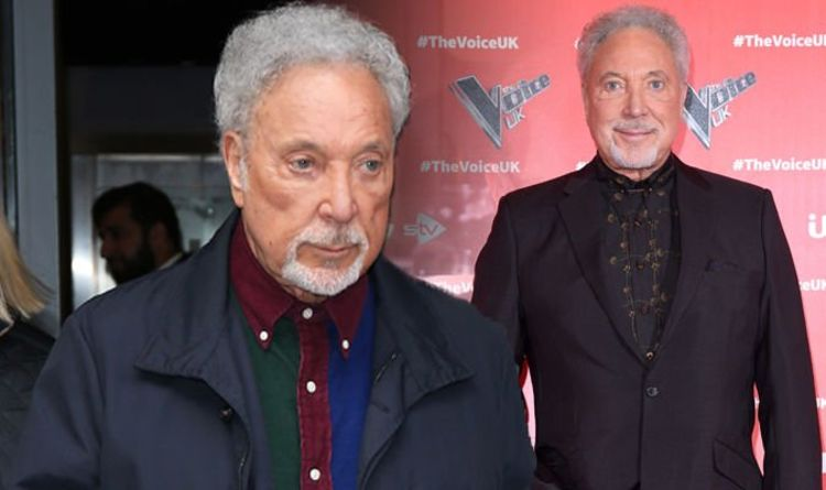 Tom Jones weight loss: How did star lose 2 stone in 5 months? Diet plan and tips revealed