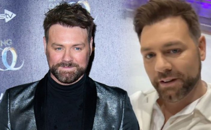 Brian McFadden weight loss: Westlife star who lost 7lbs gives rare insight into fitness