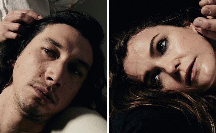 Adam Driver and Keri Russell Share a Stage and Then, Maybe, Lightsabers