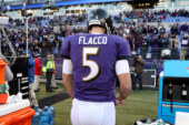 Joe Flacco Is Reportedly Headed to the Broncos. But Mum Is the Word.