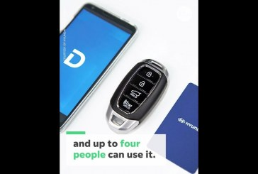 Hyundai wants to ditch your car keys for your smartphone
