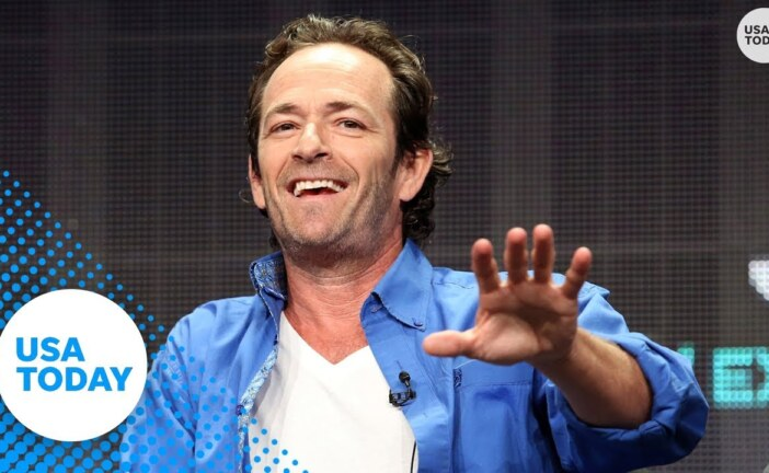 Luke Perry, '90210's Dylan McKay dies days after 'massive stroke'