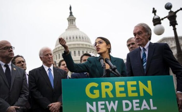 The Green New Deal: We Must Act Now!