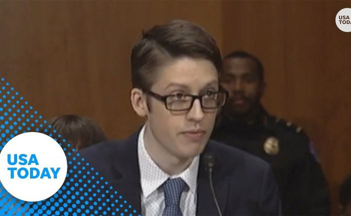 Teen who got vaccinated against mom's wishes testifies before Senate