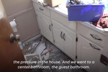 Alabama resident shares how he and his wife survived the tornado