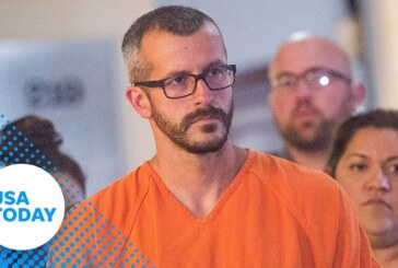 Chris Watts' voice shakes as he details murder of his wife, two daughters