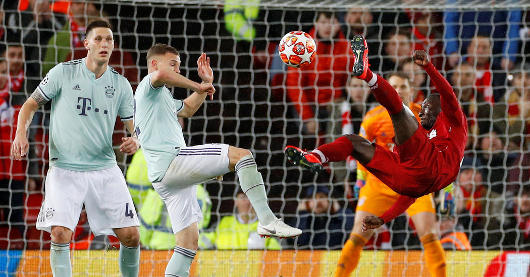 Bayern Munich Holds Back Liverpool, and the Inevitable, for One More Night