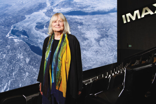 Toni Myers, Who Turned Astronauts Into Filmmakers, Dies at 75
