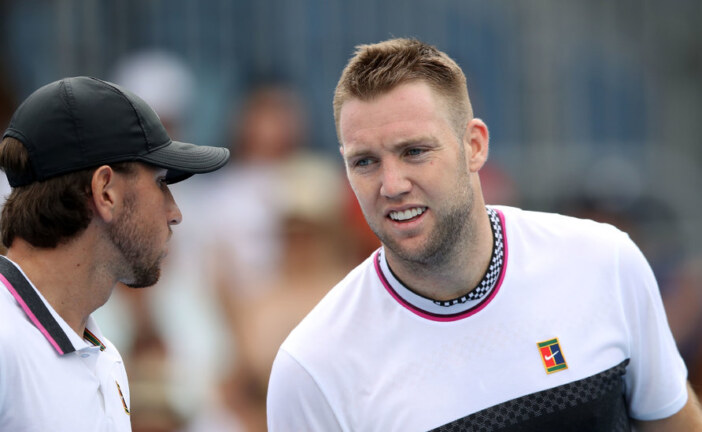 On Tennis: Another Source of Conflict in Tennis: Are You Up or Down on Doubles?