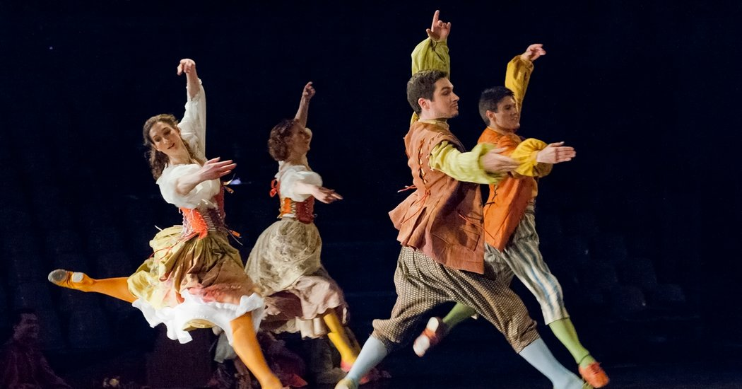 'Everyone Danced in France': A Baroque Bourrée Comes to BAM