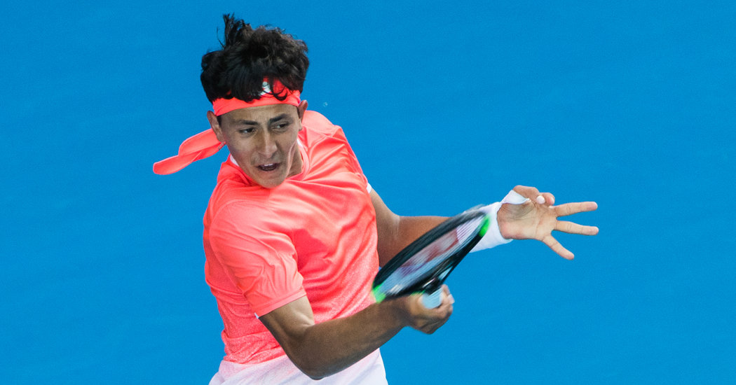 At Australian Open, a Legacy Tracing Back to a Backyard in Mexico