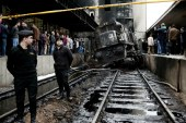 At Least 20 Killed in Fiery Crash at Cairo Train Station