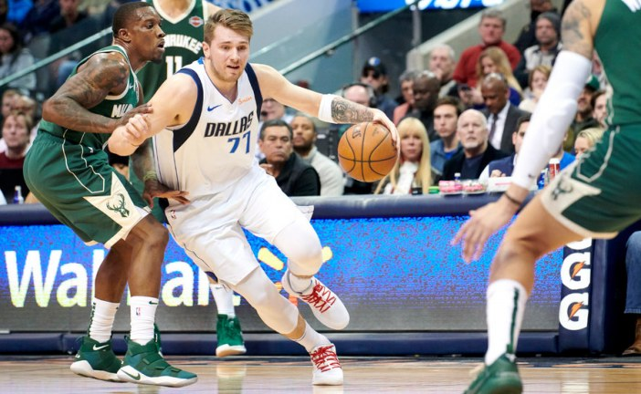 Luka Doncic Is a Sore Loser. He Is Also a Sensation.
