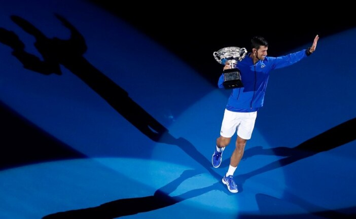 Novak Djokovic Leaves No Doubt in Winning His 7th Australian Open