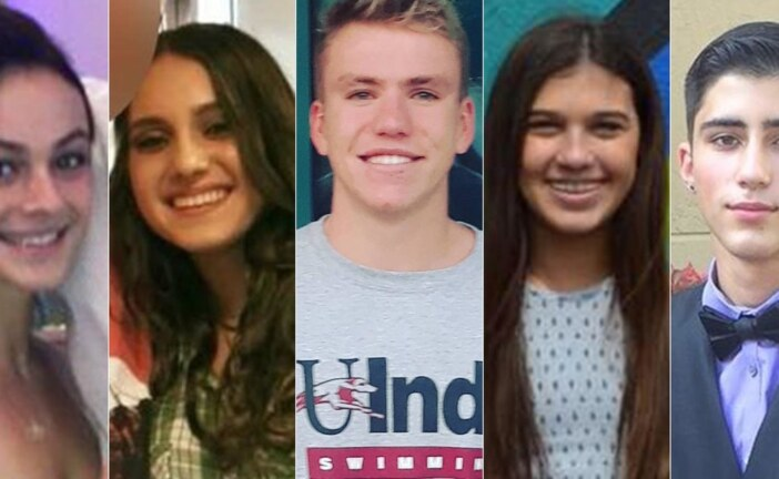 Parkland Classmates, Parents Remember Shooting Victims On 1-Year Anniversary