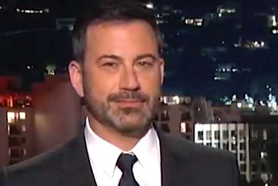 Jimmy Kimmel Has New Theory About Why Donald Trump Wants A Border Wall